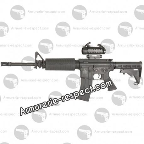 portée pratique carabine 6 mm