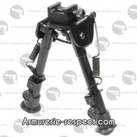 Bi-Pied UTG metal pour rail et grenadiere (6.1 / 7.9) Bi-Pied UTG - Tactical OP