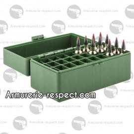 Boite Megaline de rangement 36 munitions Short Magnum