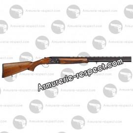 Fusil Country cal 12/76 à canons superposés