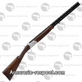 Fusil MDS calibre 20/76 Yildiz avec extracteur silver 71 cm crosse anglaise