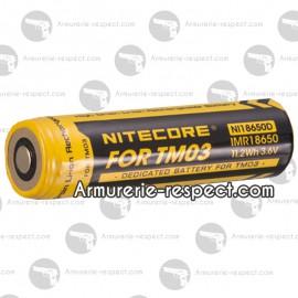 Accus Li-ion 18650 Nitecore