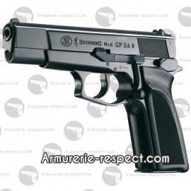 Pistolet d'alarme Browning GPDA en 9 mm