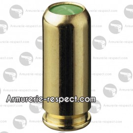 CARTOUCHES 9 mm  A BLANC