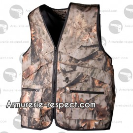 Gilet OXFORD anti-ronces CAMO BIG GAME POINTURE M