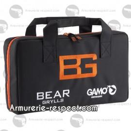 Sacoche de transport Bear Grylls pour arme de poing