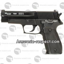 SIG SAUER P226 BAX manuel 6mm culasse metal 12 billes Energie 0,6 J. Max