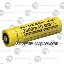 Accu Li-ion 18650 Nitecore en 3500 mAh