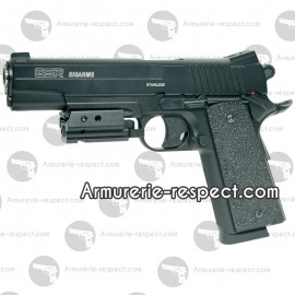 SIG SAUER 1911 Co2 Culasse metal 6mm 15 billes Energie 1 J. Max