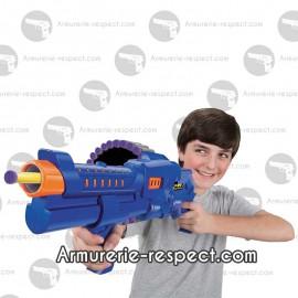 Fusil mitrailleur à fléchettes