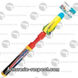 Lance fusée en mousse 55 cm