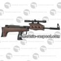 Carabine à plombs Sniper démontable QB57 [en rupture]