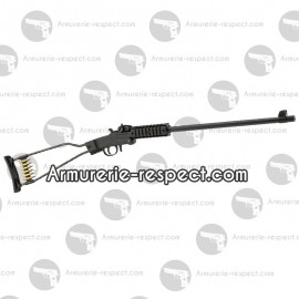 Carabine pliante Little Badger 17 HMR Chiappa