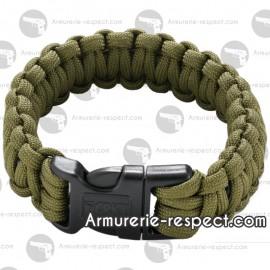 Bracelet de survie Para-saw CRKT avec scie Taille S