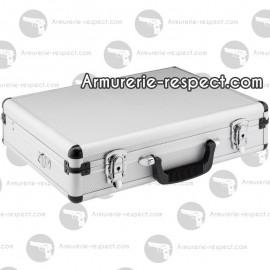 Mallette en aluminium 46x34x11 cm