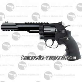 Revolver Smith & Wesson 327 TRR8 noir 6""
