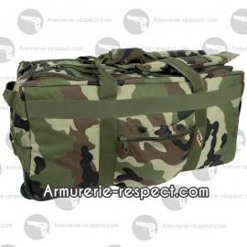 Sac à dos cargo camouflage 110 litres