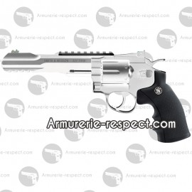 Revolver Smith & Wesson 327 TRR8 chromé 6""