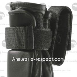 Porte gants pour ceinture et ceinturon