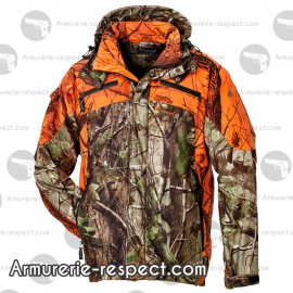 Veste camouflage orange Pinewood Taille XL