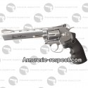 """Dan Wesson silver canon de 6"""" à billes d'acier 4.5 mm"""