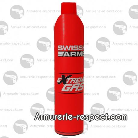 Bouteille de gaz de 760 ml Extreme Swiss Arms