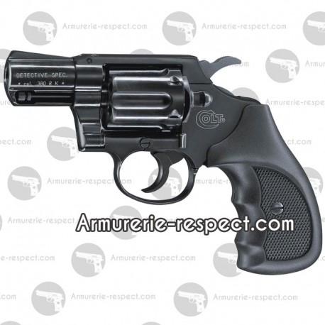Colt Detective Special cal .380 à blanc revolver
