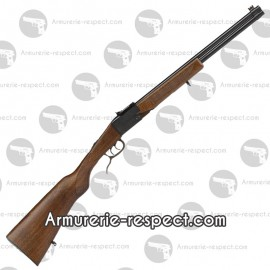 CARABINE CHIAPPA DOUBLE BADGER 22LR/410 SUPER
