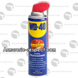 Spray WD40 avec 2 jets en 500 ml