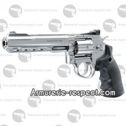 Revolver Umarex Legend 6 pouces chrome 4.5 mm