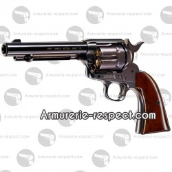 Revolver Colt simple action Army 45 Noir - 4.5 mm Diabolos Pistolet Colt simple action Army 45 Noir