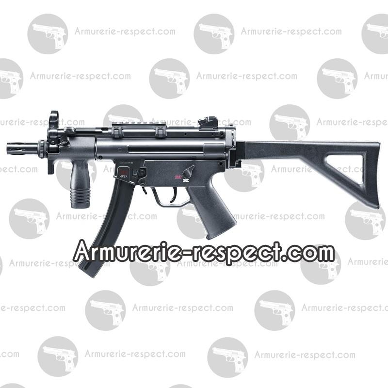 MP5 K PDW Blowback HK Pistolet Mitrailleur 4.5 Mm Et Co2
