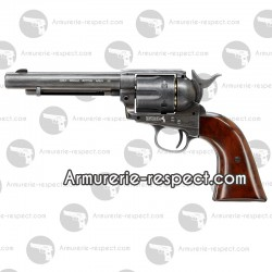 Pistolet Colt simple action Army 45 Antique