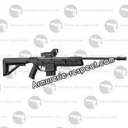 Carabine junior Tactique G-force 15 avec crosse synthétique
