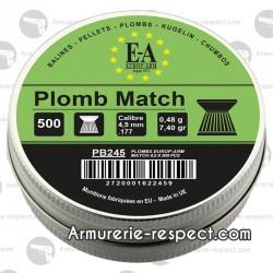 PLOMBS EUROP-ARM TETE PLATE 4,5