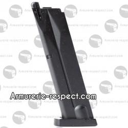 Chargeur pour Beretta M92A1 à billes d'acier 4.5 mm