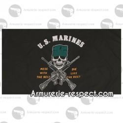 Drapeau USMC