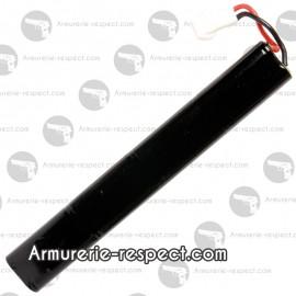 Batterie format bâton en 9.6V et 1100 mAh pour UMG G&G