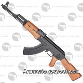 Réplique airsoft Kalashnikov AK47 AEG avec une crosse pleine