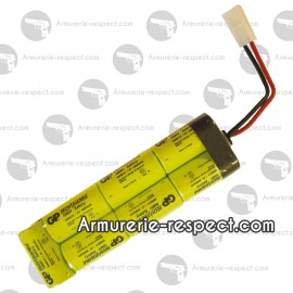 Batterie large 8,4 V  3000 mah