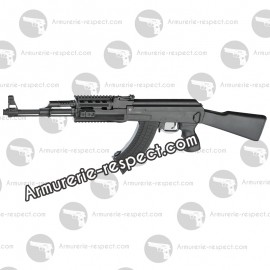 KALASHNIKOV AK 47 Tactical crosse elec 6mm (+bat