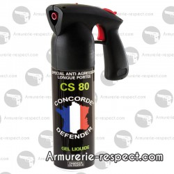 AEROSOLS GEL CS 500 ml - CONCORDE DEFENDER