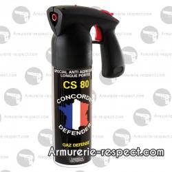 AEROSOLS GAZ 500 ml - CONCORDE DEFENDER