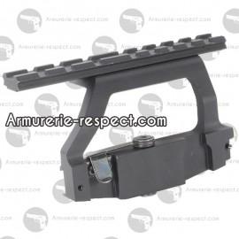 Rail de montage pour lunette pour AK Sniper