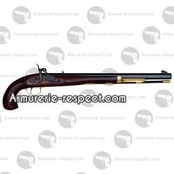 Pistolet Bounty à poudre noire calibre 45 (1759 - 1850)