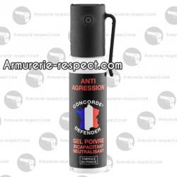 AEROSOLS GEL POIVRE 25 ml - CONCORDE DEFENDER