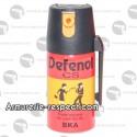 Lacrymogène incapacitant Defenol Gaz CS 40 ml