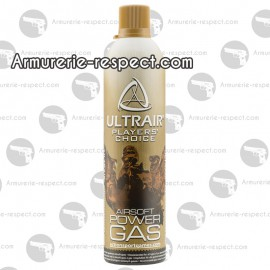 Bouteille de 570 ml de gaz ultra air