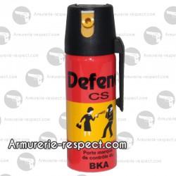 AEROSOL DE DEFENSE DEFENOL - GAZ CS AEROSOL DEFENOL - GAZ CS 50ML