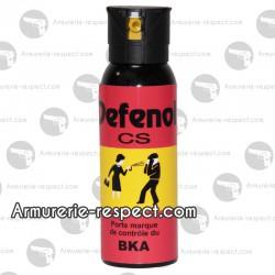 AEROSOL DE DEFENSE DEFENOL - GAZ CS AEROSOL DEFENOL - GAZ CS 100ML